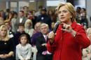 Armes à feu: vibrant plaidoyer de Hillary Clinton