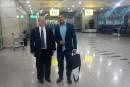 Le journaliste canadien Mohamed Fahmy quitte l'Égypte