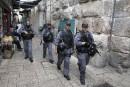 Les violences gagnent le centre d'Israël
