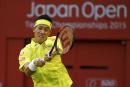 Kei Nishikori et Stanislas Wawrinkaen quarts au Japon