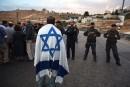 Israël: rares images d'affrontements en Cisjordanie