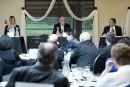 Débat dans Berthier-Maskinongé: trois candidats s'affrontent
