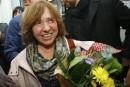Le Nobel à Svetlana Alexievitch: une ouverture à la diversité