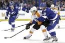 Le Lightning défait les Flyers 3-2