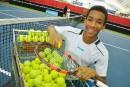 Félix Auger-Aliassime: future vedette du tennis