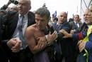 Violences à Air France: six salariés en garde à vue<strong></strong>