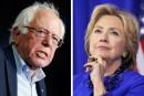 Débat démocrate: Hillary croise le fer avec Bernie