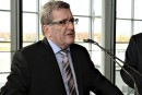 Cabinet Trudeau: la région de Québec «très bien servie» selon Labeaume