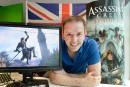 Le jeu vidéo, une passion payante pourMarc-Alexis Côté