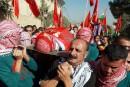 Israël ne rendra plus à leurs proches les corps des Palestiniens auteurs d'attaques