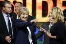 Un premier débat démocrate signéHillary Clinton