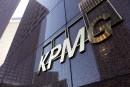 «Perturbations socioéconomiques»: le front commun manifeste chez KPMG