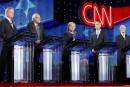 Le premier débat démocrate en cinq temps