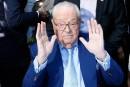 Jean-Marie Le Pen veut décapiter les djihadistes