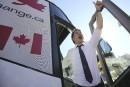 Justin Trudeau demande un gouvernement libéral majoritaire