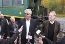 Trains de passagers Montréal-Sherbrooke: une étude de faisabilité envisagée