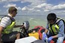 Excursion au coeur des algues bleues