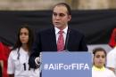 Présidence de la FIFA: le prince Ali dépose sa candidature