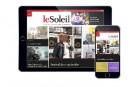 Six journaux régionaux sur tablettes et mobiles