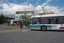 Sherbrooke: chauffeur d'autobus agressé à coups de bâton