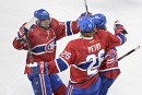 Le Canadien l'emporte 4-1 contre les Red Wings