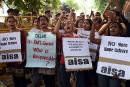 Viol d'une fillette en Inde: deux ados arrêtés