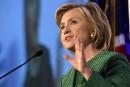 Hillary Clinton face à ses antagonistes