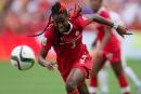 Kadeisha Buchanan, la joueuse de soccer de l'année au Canada