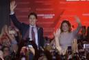 Le Québec de retour en force au gouvernement, se réjouit Trudeau