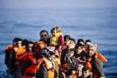 Plus de 500000 migrants et réfugiés arrivés en Grèce