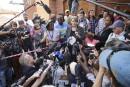La famille Pistorius «heureuse» qu'Oscar «soit de retour à la maison»