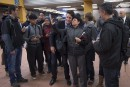 Trudeau à la rencontre de ses concitoyens de Papineau