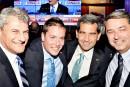 Autant d'appui, plus d'élus pour lesconservateurs au Québec