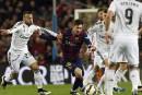 Plainte d'un arbitre évoquant des pressions avant Real-Barça
