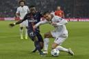 Ligue des Champions: PSG et Real Madrid dos à dos