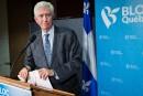 Gilles Duceppe quitte la direction du Bloc<strong></strong>