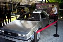 Ottawa rappelle la DeLorean de <em>Back to the Future</em>