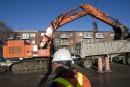 Montréal: le prix des travaux continue à baisser