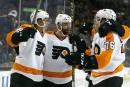 Face aux Bruins, Giroux contribue au succès des Flyers