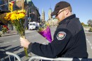 Attentat: un an plus tard, Ottawa se souvient