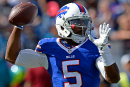 Bills: Tyrod Taylor ratera le match contre les Jaguars