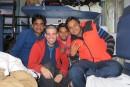L'expérience du train indien