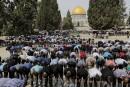 Esplanade des Mosquées: accord entre Israël et la Jordanie