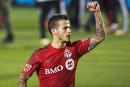 Sebastian Giovinco remporte le Soulier d'Or de la MLS