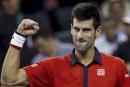 Classement ATP: le top 10 reste inchangé