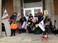 1800 enseignants en grève