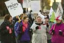 Une grève rotative paralyse l'Outaouais