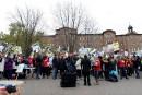 Grève tournante: pas le choix, disent les syndicats