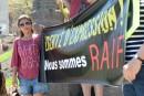 Raif Badawi pourrait être fouetté de nouveau, dit sa conjointe