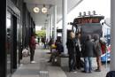 Suède: des migrants refusent de s'installer dans un coin reculé et froid